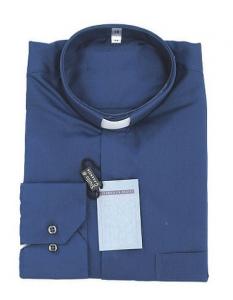 Camicia clergy popeline - manica corta
