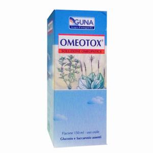 GUNA OMEOTOX SOLUZIONE 150 ML- MEDICINALE OMEOPATICO