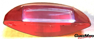 T229128 PLASTICA ROSSA FANALE POSTERIORE YAMAHA AEROX 50 100 MBK NITRO TRIOM
