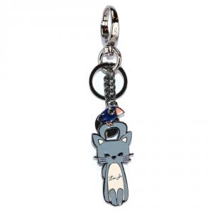Key ring Liu Jo  A16164 A0001 CEMENT