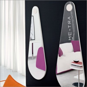 Specchiera Drop Long  Connubia by Calligaris
