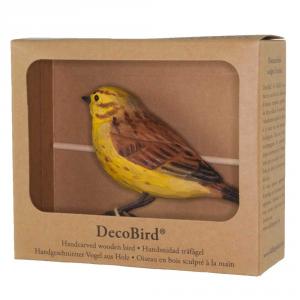Deco Bird/ WG419 - Zigolo Giallo