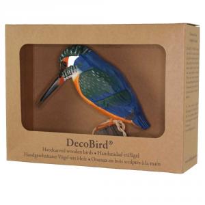 Deco Bird / WG454 -Martin pescatore