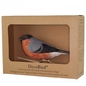 Deco Bird / WG409 - Ciuffolotto