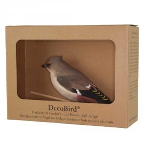 Deco Bird / WG418 - Beccofrusone