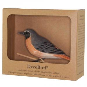 Deco Bird / WG417 - Codirosso