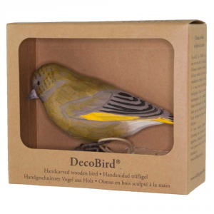 Deco Bird / WG407 - Verdone