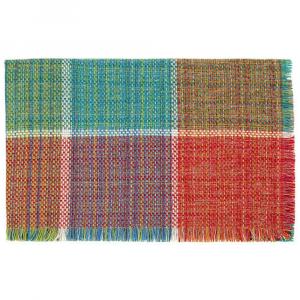 Missoni Home plaid con frange 140x140 cm VESNA 100 multicolore