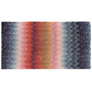 Missoni Home plaid in pura lana 140x180 cm VITTORIA 100 multicolore
