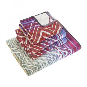 Set asciugamani Missoni Home Telo + 2 asciugamani + 2 ospiti TOLOMEO 159