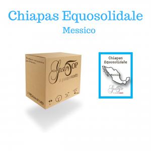 Caffè monorigine in cialda Messico Chiapas Equosolidale, confezione da n. 25 cialde in carta ese 44 mm compatibili