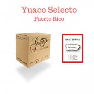 Caffè monorigine in cialda Puerto Rico Yauco Selecto, confezione da n. 50 cialde in carta ese 44 mm compatibili