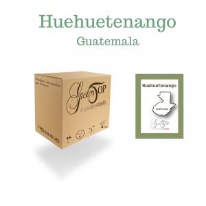 Caffè monorigine in cialda Guatemala Huehuetenango, Presidio Slow Food confezioni da n. 50 o 200  cialde in carta ese 44 mm
