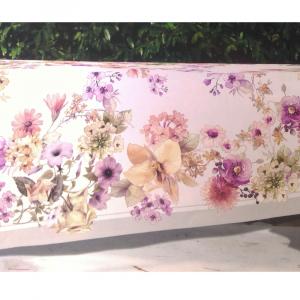 Tovaglia rettangolare 6/8 persone 145x230 cm TAG HOUSE - Flower