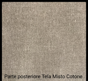 Tele 60x120 Misto Cotone per Dipingere - profilo 2 cm - Telaio Telato Misto Cotone
