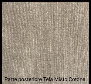 Tele 140x170 Misto Cotone per Dipingere - profilo 2 cm - Telaio Telato Misto Cotone