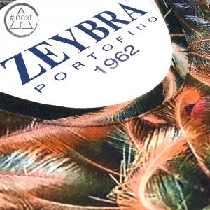 Zeybra Portofino 1962 - T-shirt palme mility