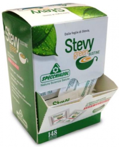 STEVY GREEN BUSTINE - EDULCORANTE SENZA CALORIE