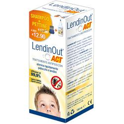 LENDIN OUT ACT - SHAMPOO ANTIPIDOCCHI