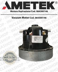 Motore Aspirazione 064300146 AMETEK Italia 230V