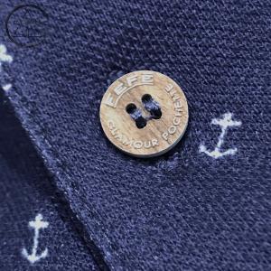 Fefè Glamour Pochette - Polo Ancore blu
