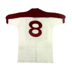 1982-83 Fano Maglia Home #8 Match worn (Top)