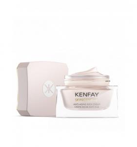 KENFAY SKINCENTIVE Crema Nutritiva Viso Anti-Età 50ml