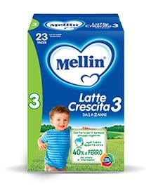 MELLIN 3 - LATTE IN POLVERE 700 G