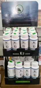 SCORTA 10pz Primal K2 1000 - Vitamina K2/MK7