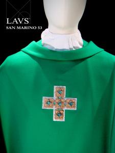 Casula LAVS San Marino verde
