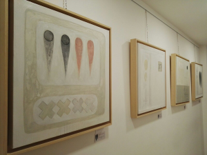 Tele 60x90 x 4 cm in Misto Cotone Gallery - Tele per Pittura - profilo 4 cm Bianche Linea 40