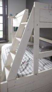 Letto a castello piazza e mezza, Family bed