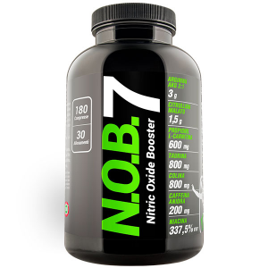 NOB 7 (Nitric Oxide Booster) - 180 compresse