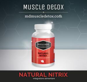 OFFERTA 18+2 pezzi MD Natural Nitrix: Ottimizza il sonno, Recupero Muscolare e Vasodilatazione delle arterie