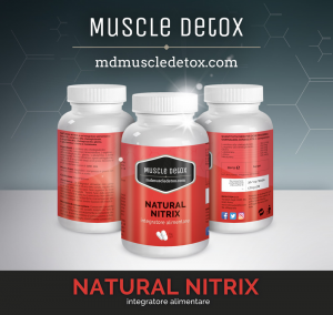 OFFER 26 + 4 pieces MD Natural Nitrix: Optimizes sleep, Muscle recovery and Vasodilation of the arteries
