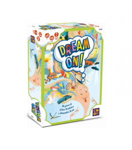 GIOCO SOCIETA. DREAM ON 8375 ASMODEE