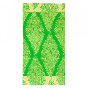 Telo mare in spugna Bassetti Granfoulard 90x180 cm ELBA 2 verde