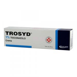 TROSYD 1 % CREMA 30 G - A BASE DI TIOCONAZOLO