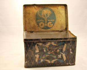 Helvetia vintage box