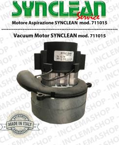 SY711015 Motore aspirazione SYNCLEAN per aspirapolvere o lavapavimenti