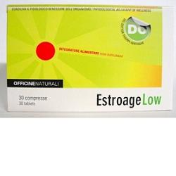 ESTROAGE LOW - PER CONTRASTARE I DISTURBI DELLA MENOPAUSA E DEL CICLO