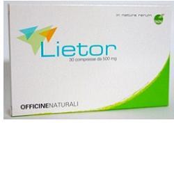 LIETOR - PER LO STRESS PSICOFISICO