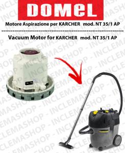 NT 35/1 AP MOTORE ASPIRAZIONE DOMEL per aspirapolvere KARCHER