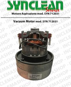 SYN 712031 motore aspirazione SYNCLEAN per lavapavimenti e aspirapolvere
