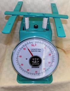 Bilancia professionale meccanica stube mod.489 Kg.50