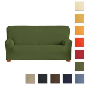 Copridivano 4 posti elasticizzato MILLERIGHE da 265 a 300 cm - vari colori