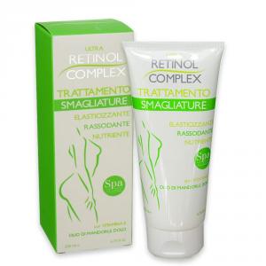 Retinol complex crema trattamento smagliature 200 ml