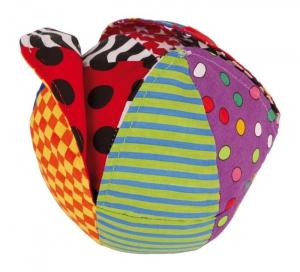 Gioco palla magica in stoffa per neonato