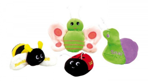 Annaffiatoio con animali di peluche con suoni,giocattolo neonati