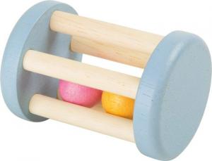 Sonaglio Sfere gioco tattile in legno per neonato